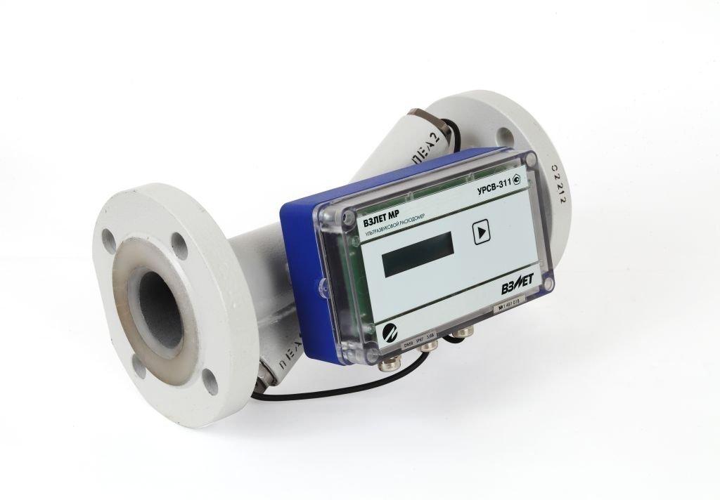 battery flow meter