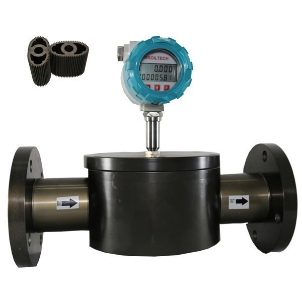 oval hear flow meter