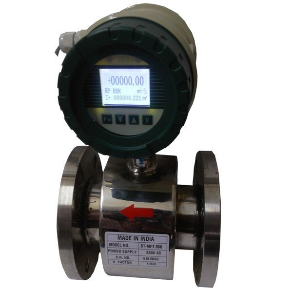 Electromagnetic flow meter / BTU/Heat/Energy flow meter Brocher