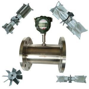 Turbine Flow Meter - Full Stainless Steel